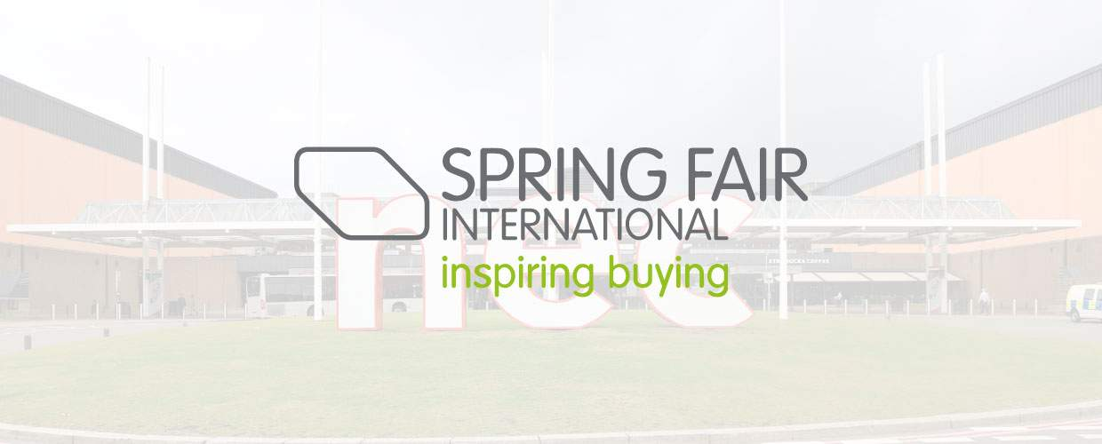 Increases productivity for wholesalers at Spring Fair 2016