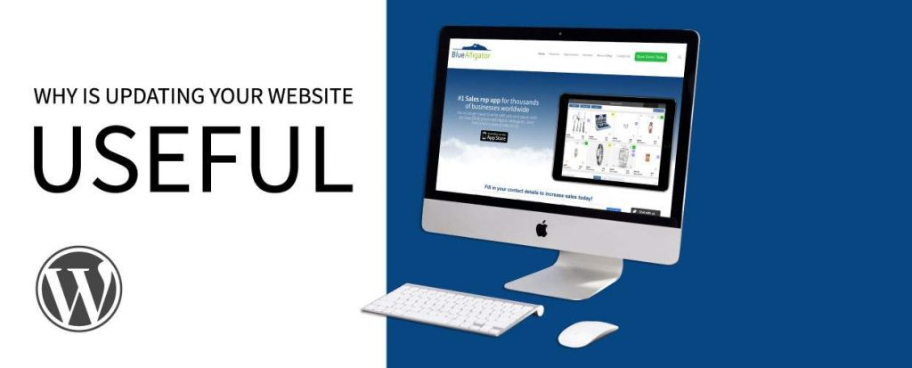 Updating your website leads to more enquiries