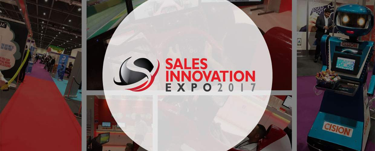 Blue Alligator visits the Sales Innovation Expo