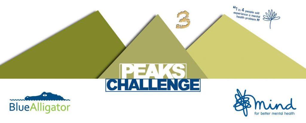 3 peaks challenge | Blue Alligator does 24 hour challenge