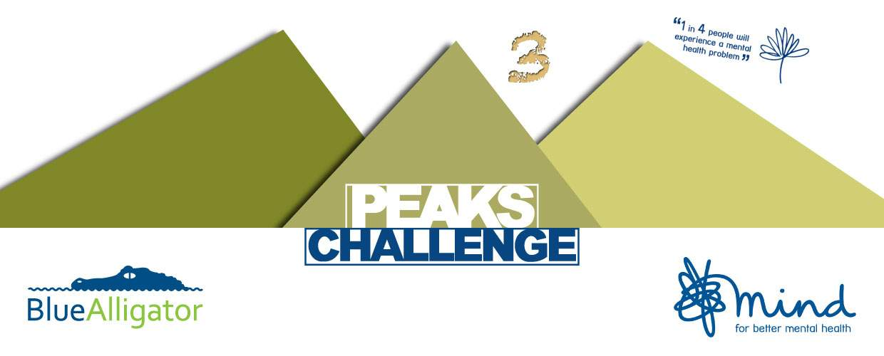 3 peaks challenge | Blue Alligator does 24 hour challenge