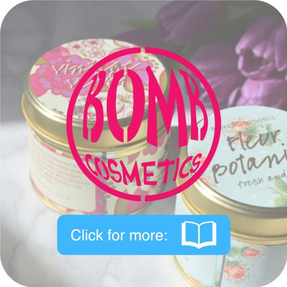 Bomb Cosmetics see a huge increase in time saved at trade shows