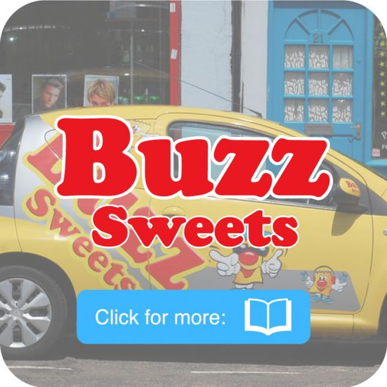Buzz Sweets order accuracy has increased massively
