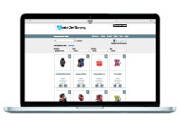 Find Blue Alligator products and improve sales processes
