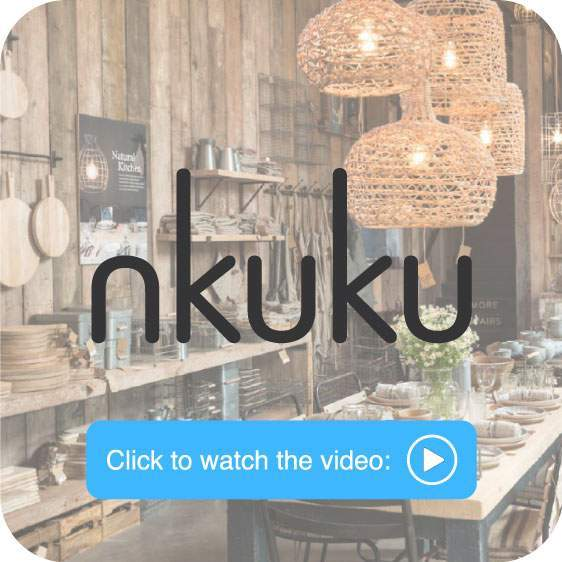 Nkuku reached 104% of target from their first trade show