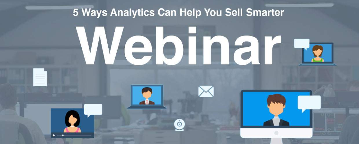 Ways analytics can help you sell smarter